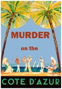 Murder on the Cote d'Azur